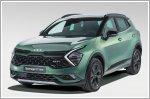 Kia reveals new European market Sportage