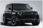 Land Rover unveils Defender V8 Bond Edition for all you baddies out there