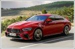 Mercedes-AMG GT 4 Door gets 831bhp plug-in hybrid drivetrain