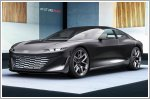 The Audi grandsphere concept takes luxury to a new, sustainable level