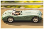 Jaguar C-type Continuation to make official debut at Hampton Court Palace