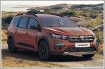 Dacia reveals the new Jogger seven-seater