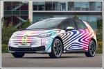 Volkswagen U.K. unveils the PRID.3