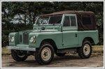 Everrati reveals its electrified Land Rover Series IIA