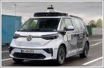 Volkswagen autonomous ID.Buzz undergoing testing