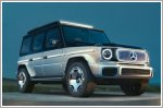 Mercedes electrifies the G-Class with the Concept EQG