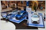 Lexus showcases its electrified range at VivoCity