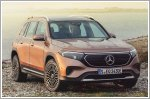 Mercedes-EQB: Electric mobility for any size of family