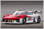 Porsche wants to redefine electric motorsports with the Mission R