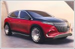 Futuristic hyper luxury meets storied tradition with the Concept Mercedes-Maybach EQS