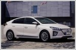 Hyundai's contactless test drive Ioniq Electric moves to Novena