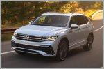 Volkswagen Tiguan updated for 2022 in U.S.A