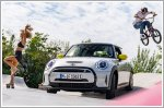 MINI leaves giant mural behind after Munich International Motor Show