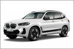BMW iX3 Legend Edition to be available in Singapore