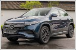 Mercedes unveils the all-electric EQA in Singapore