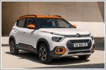 Citroen C3 specially designed for India and South America gets crossover-heavy styling
