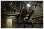 Hyundai Group puts Boston Dynamic's Spot to work as a safety robot