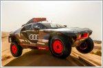 Audi takes the RS Q e-tron into Morocco