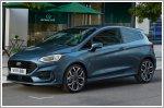 Ford Fiesta Van gets new look and mild-hybrid tech