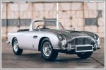 The tiny Aston Martin DB5 Junior will let you and one kiddo live out your Bond fantasies
