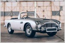 Aston Martin reveals the DB5 Junior
