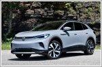 Volkswagen ID.4 named IIHS Top Safety Pick+