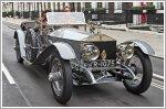 Rolls-Royce recreates 1911 London-Edinburgh Trial