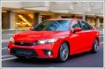 Honda Civic gets IIHS Top Safety Pick+ rating