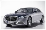 Maybach celebrates centennial with two limited edition models