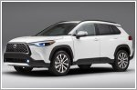 Production starts for Toyota Corolla Cross