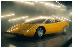 Lamborghini recreates the LP 500 Countach concept