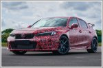 First images of Honda Civic Type R revealed