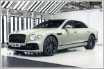 Bentley revives classic paint options in celebration of the 70th anniversary of its design department