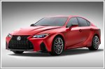 Lexus IS500 F Sport Performance features in new marketing campaign