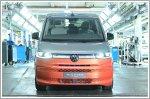 Production begins of Volkswagen Multivan in Hannover, Germany