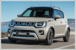 The all new Suzuki Ignis sporting a bold and cheerful styling is now in Singapore
