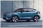 Volvo starts production of C40 Recharge in Ghent, Belgium