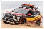 Mitsubishi to compete in Rebelle Rally