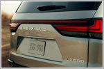 Lexus reveals first teaser for all new LX SUV