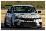 First images of the Honda Civic Si revealed
