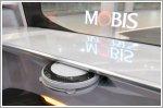 Hyundai Mobis develops foldable steering wheel