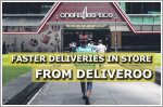 Faster deliveries in store from Deliveroo with firm co-sponsoring e-bicycles