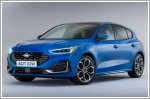 Ford reveals updated Focus for 2022