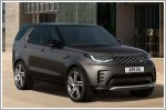 Land Rover reveals new Discovery Metropolitan Edition