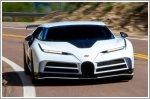 Bugatti Centodieci passes hot weather trials
