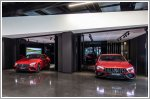Mercedes-AMG opens new delivery hall in Affalterbach
