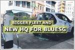 BlueSG to expand fleet; establish new global headquarters here in Singapore