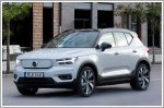 Volvo's latest software update will allow owners to better optimise their vehicle's range