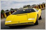 Lamborghini reveals more of the Countach LP 500