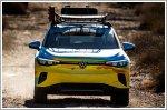Volkswagen ID.4 completes Rebelle Rally